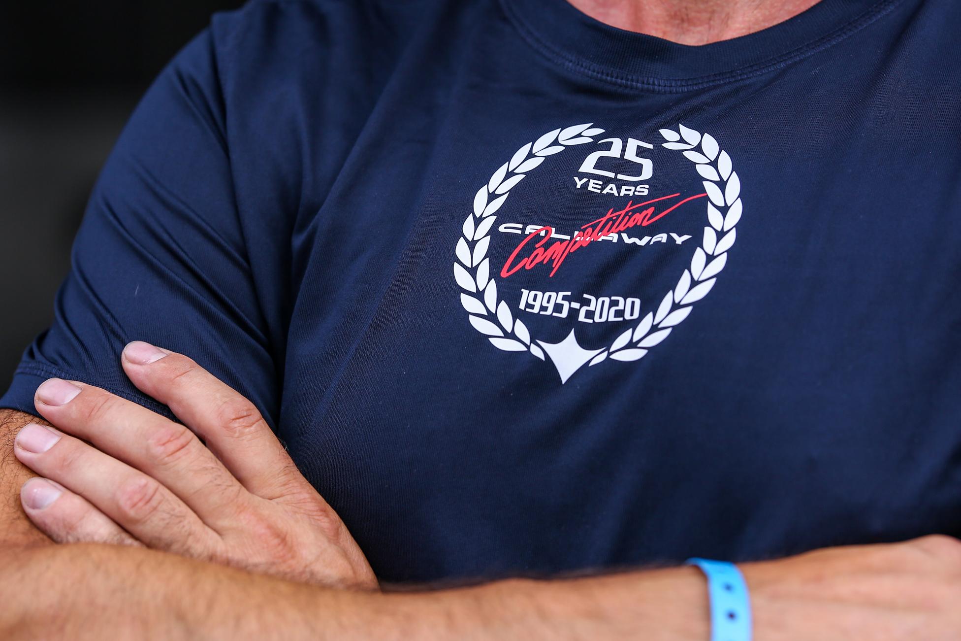 Callaway Competition Jubiläums-Team-Shirt